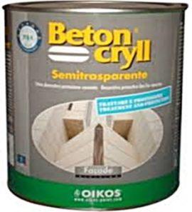 betoncryll semitrasparente